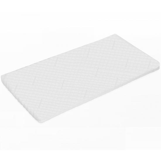 Casababy by Grecostrom Στρώμα Baby Foam με Αντιβακτηριδιακό Ύφασμα 70x140 cm