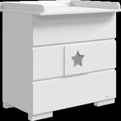 CasaBaby Stars Βρεφική Συρταριέρα