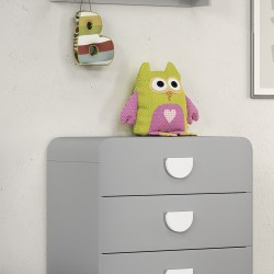 Casababy Owl Βρεφική Συρταριέρα