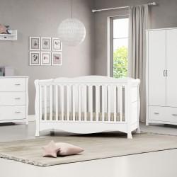 Casababy Oxford Βρεφικό Κρεβάτι Μετατρεπόμενο Σε Προεφηβικό