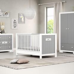 Casababy Petit Βρεφικό Κρεβάτι Μετατρεπόμενο Σε Προεφηβικό