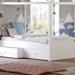Casakids Kiddy Πτυσσόμενο Κρεβάτι