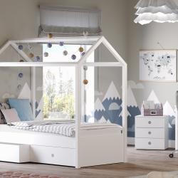 Casakids Kiddy Κρεβάτι Μονό 100x200 cm