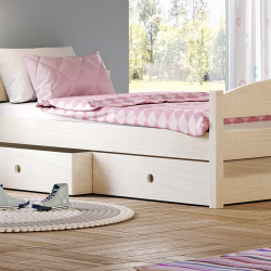 Casakids Loft Πτυσσόμενο Κρεβάτι