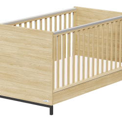 Casababy Elmo Βρεφικό Κρεβάτι Μετατρεπόμενο Σε Προεφηβικό